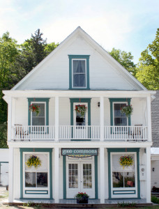 Good Commons, Plymouth Vermont